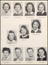 1958 Clyde High School Yearbook Page 30 & 31