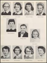 1958 Clyde High School Yearbook Page 32 & 33