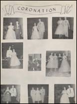 1958 Clyde High School Yearbook Page 34 & 35
