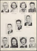 1958 Clyde High School Yearbook Page 38 & 39
