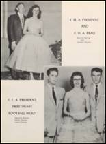 1958 Clyde High School Yearbook Page 48 & 49
