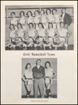 1958 Clyde High School Yearbook Page 58 & 59