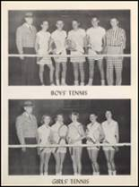 1958 Clyde High School Yearbook Page 60 & 61