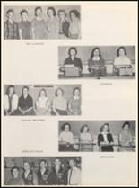 1958 Clyde High School Yearbook Page 62 & 63