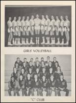 1958 Clyde High School Yearbook Page 66 & 67