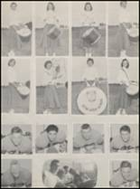 1958 Clyde High School Yearbook Page 70 & 71
