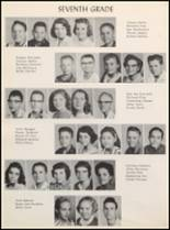 1958 Clyde High School Yearbook Page 80 & 81