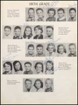 1958 Clyde High School Yearbook Page 82 & 83