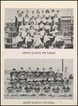 1958 Clyde High School Yearbook Page 98 & 99
