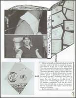 1987 Thornton High School Yearbook Page 10 & 11