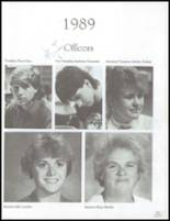 1987 Thornton High School Yearbook Page 18 & 19