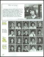 1987 Thornton High School Yearbook Page 20 & 21