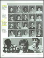1987 Thornton High School Yearbook Page 22 & 23