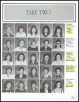 1987 Thornton High School Yearbook Page 42 & 43