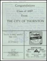 1987 Thornton High School Yearbook Page 216 & 217