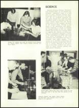 1957 Gillespie Community High School Yearbook Page 12 & 13