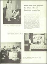 1957 Gillespie Community High School Yearbook Page 14 & 15