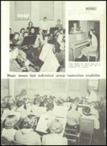 1957 Gillespie Community High School Yearbook Page 18 & 19