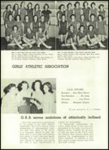 1957 Gillespie Community High School Yearbook Page 26 & 27