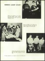 1957 Gillespie Community High School Yearbook Page 32 & 33