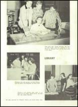 1957 Gillespie Community High School Yearbook Page 38 & 39