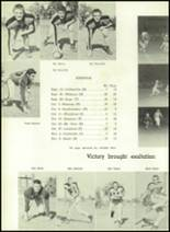 1957 Gillespie Community High School Yearbook Page 44 & 45