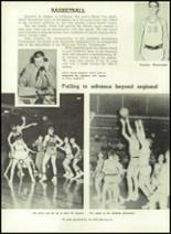 1957 Gillespie Community High School Yearbook Page 46 & 47