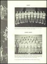 1957 Gillespie Community High School Yearbook Page 48 & 49