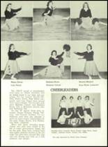 1957 Gillespie Community High School Yearbook Page 50 & 51