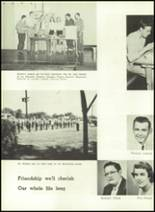 1957 Gillespie Community High School Yearbook Page 58 & 59