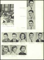 1957 Gillespie Community High School Yearbook Page 60 & 61