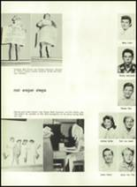 1957 Gillespie Community High School Yearbook Page 72 & 73