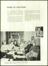 1957 Gillespie Community High School Yearbook Page 74 & 75