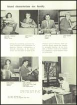 1957 Gillespie Community High School Yearbook Page 76 & 77