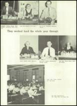 1957 Gillespie Community High School Yearbook Page 78 & 79