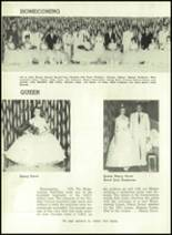 1957 Gillespie Community High School Yearbook Page 82 & 83