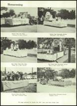 1957 Gillespie Community High School Yearbook Page 84 & 85