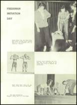 1957 Gillespie Community High School Yearbook Page 86 & 87