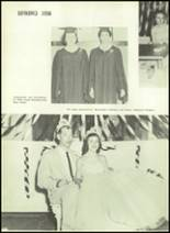 1957 Gillespie Community High School Yearbook Page 88 & 89