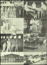 1957 Gillespie Community High School Yearbook Page 92 & 93