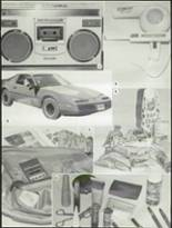 1983 Morenci High School Yearbook Page 12 & 13