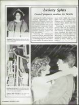 1983 Morenci High School Yearbook Page 26 & 27
