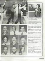 1983 Morenci High School Yearbook Page 34 & 35