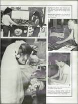 1983 Morenci High School Yearbook Page 38 & 39