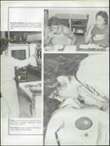 1983 Morenci High School Yearbook Page 42 & 43