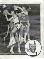 1983 Morenci High School Yearbook Page 46 & 47