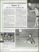 1983 Morenci High School Yearbook Page 52 & 53