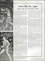 1983 Morenci High School Yearbook Page 56 & 57