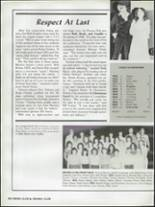 1983 Morenci High School Yearbook Page 84 & 85