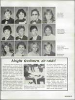 1983 Morenci High School Yearbook Page 92 & 93